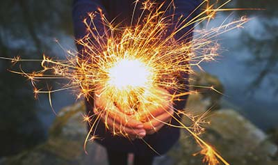 Igniting Google Rankings like a sparkler